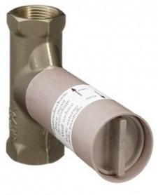Скрытая часть запорного вентиля, керамическая Hansgrohe 15974180