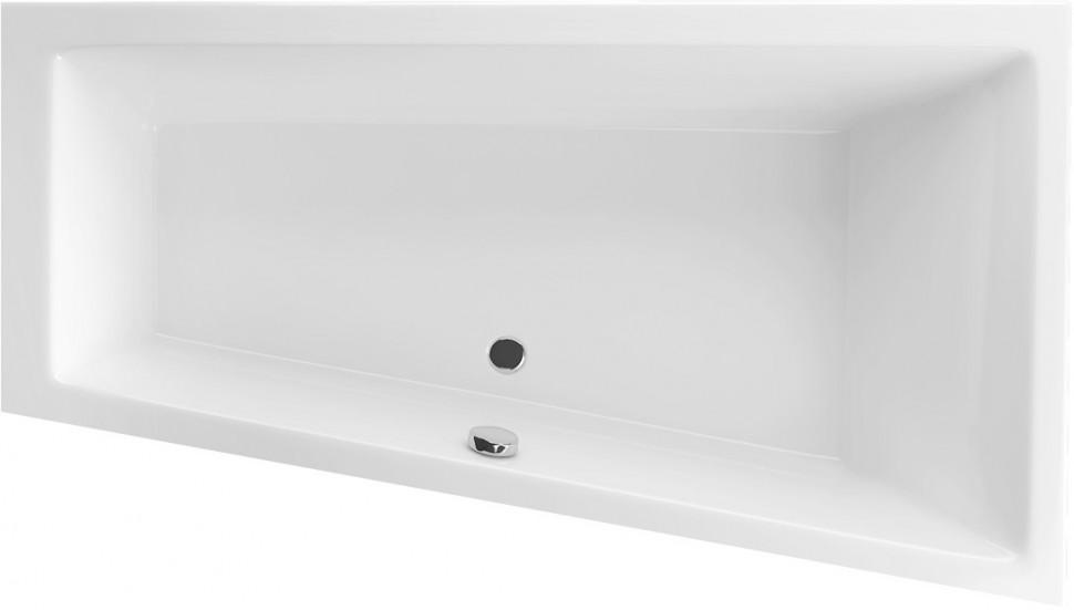 Акриловая ванна 160х95 см правая Excellent M-Sfera WAEX.MSP16WH цена