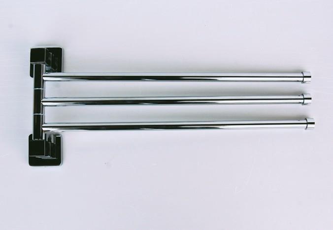 Полотенцедержатель тройной поворотный 38 см Rainbowl Cube 2734-3 цена