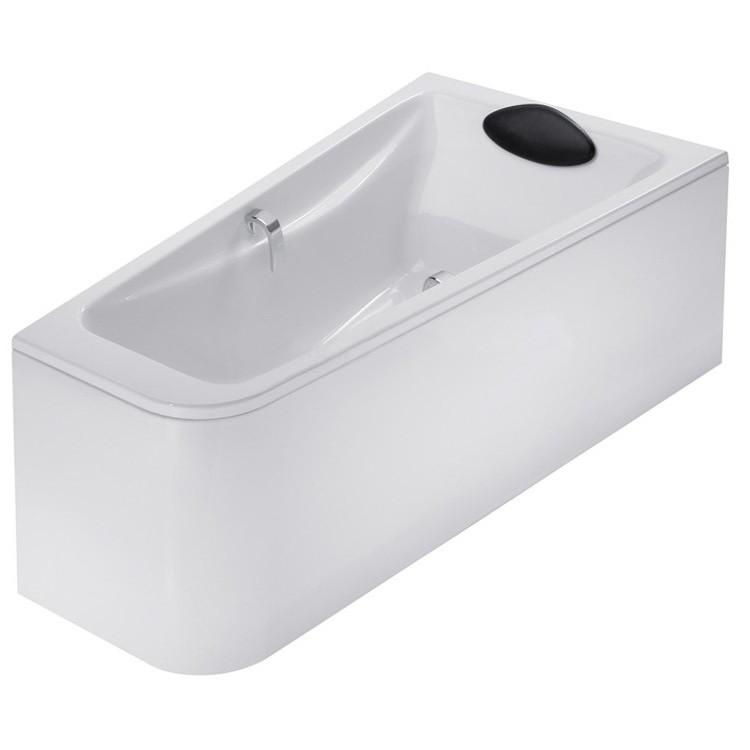 Акриловая ванна правосторонняя 160х90 Jacob Delafon Odeon Up E6081RU-00 акриловая ванна 140х140 jacob delafon odeon up e6070ru 00