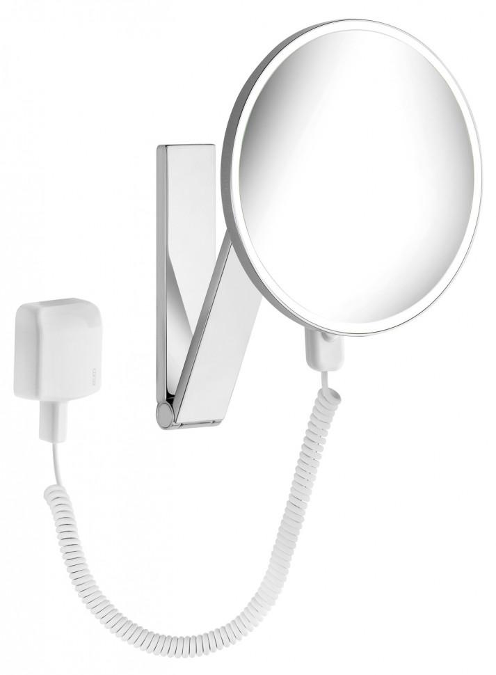 Фото - Косметическое зеркало x 5 KEUCO 17612019001 косметическое зеркало x 5 keuco 17612019001