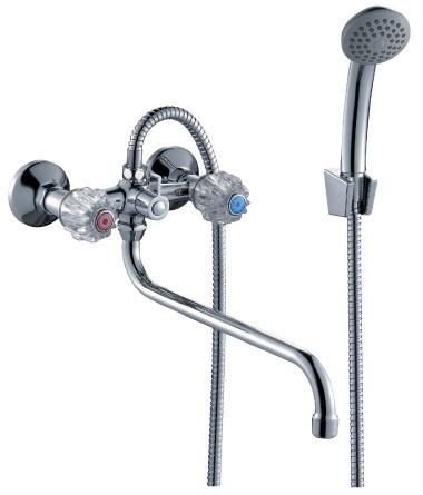 Смеситель для ванны Rossinka N N02-82 смеситель для ванны rossinka для ванны y02 82