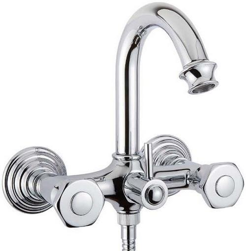 Смеситель для ванны Cezares APHRODITE-V-01-S1
