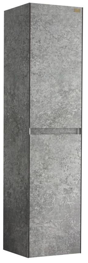 Пенал подвесной индустриальный бетон Edelform Sirius 36497 пенал edelform миларита