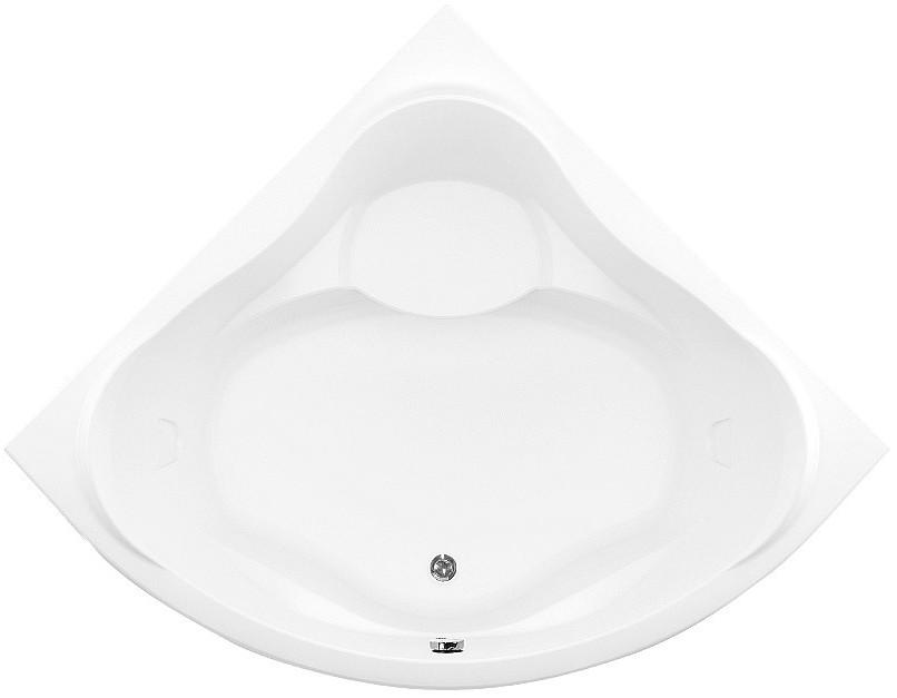 Акриловая ванна 149,3,x149,3 см Aquanet Malta 00205410 шторка на ванну aquanet malta 150х150х135 см 154814
