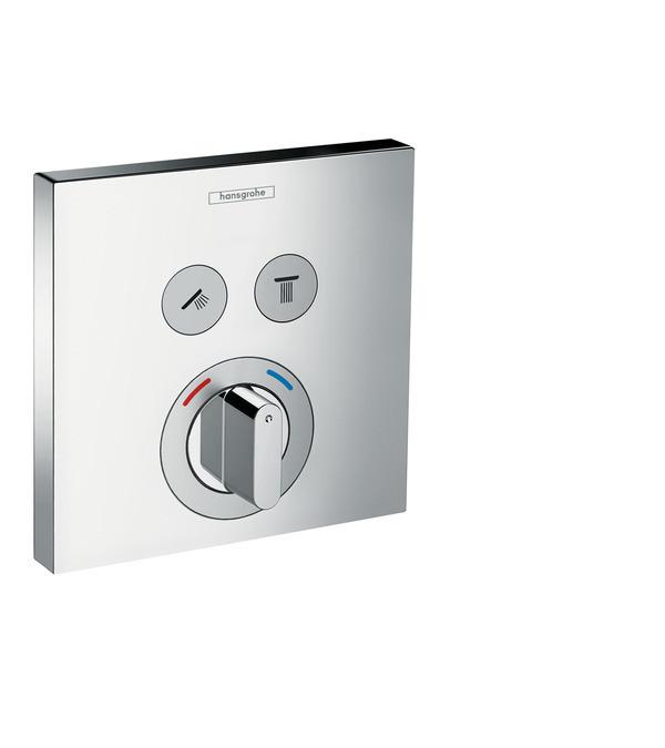 Встраиваемый смеситель для душа Hansgrohe ShowerSelect 15768000