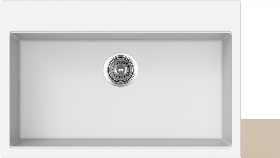 Кухонная мойка колорадо Longran Geos GES780.500 - 08 цена