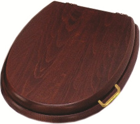 Сиденье для унитаза Simas Lante LA005noce/oro крышка сиденье для унитаза simas lante la007