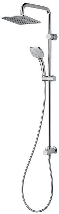 Душевая стойка Ideal Standard IdealRain Cube A5834AA душевая стойка ideal standard rain cube a5833aa хром