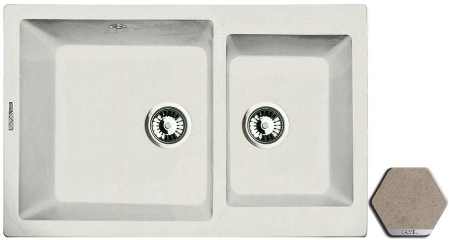 Кухонная мойка CAMEL Lava D3.CAM недорго, оригинальная цена