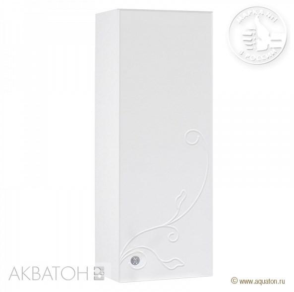 Шкаф 1-створчатый Aquaton Лиана 1A153103LL01R aquaton лиана 60 м
