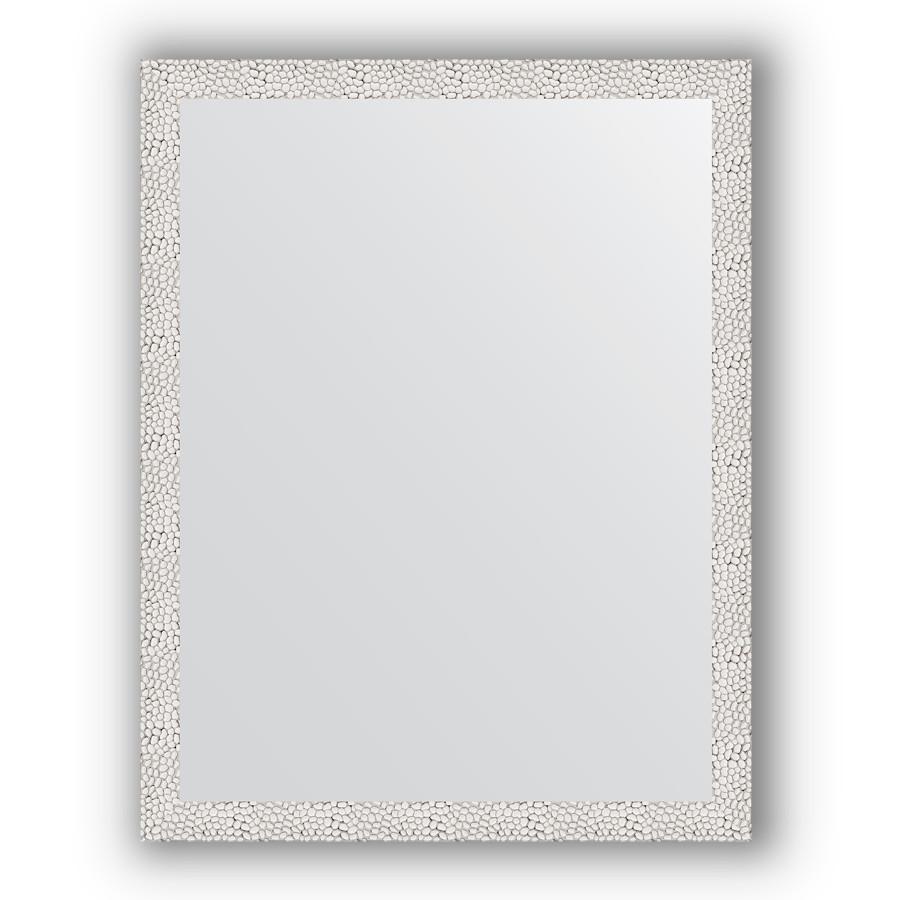 Зеркало 71х91 см чеканка белая Evoform Definite BY 3258
