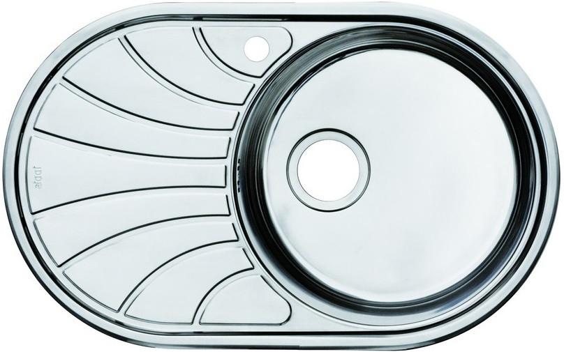 Фото - Кухонная мойка полированная сталь IDDIS Suno SUN77PRI77 кухонная мойка iddis suno sun50 хром полированный