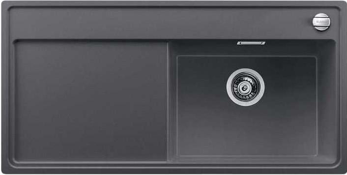 Кухонная мойка Blanco Zenar XL 6 S-F InFino темная скала 523886