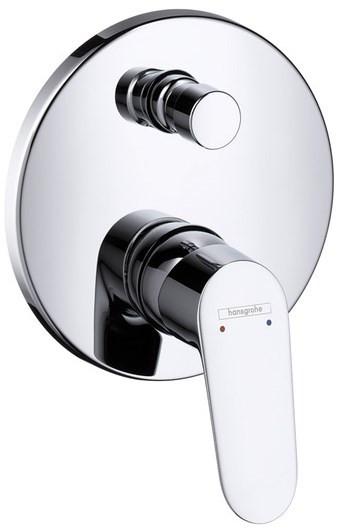 Смеситель для ванны Hansgrohe Focus E2 31945000 цена
