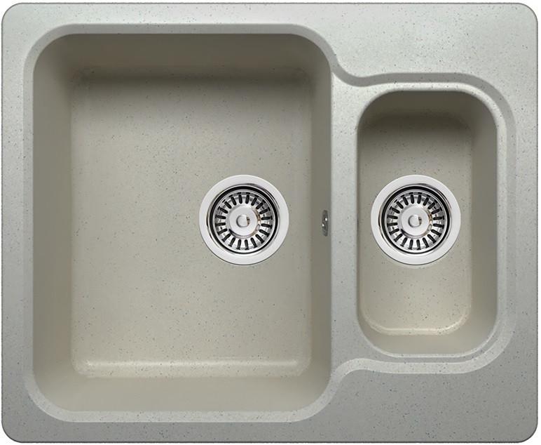 Кухонная мойка Polygran серый F-09 №14 кухонная мойка polygran серый f 10 14