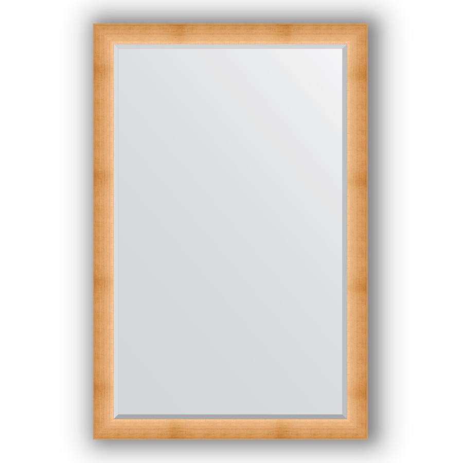Зеркало 116х176 см травленое золото Evoform Exclusive BY 1221 зеркало evoform exclusive 176х116 травленое золото