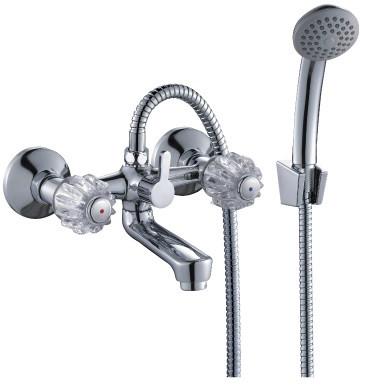 Смеситель для ванны Rossinka N N02-81