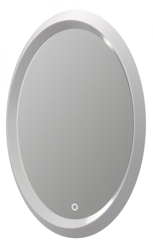 Зеркало 60,5х90,5 см белый глянец Aima Design Cloud Light У51939