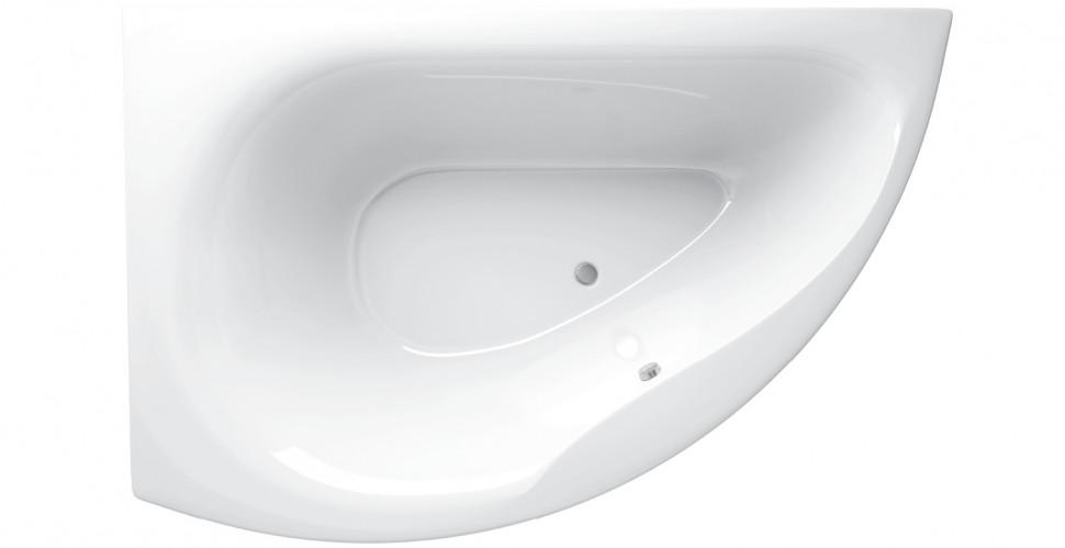Акриловая ванна 160х105 см Alpen Dallas L AVB0012 акриловая ванна 160х105 см l vagnerplast selena vpba163sel3lx 04