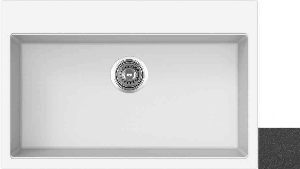 цена на Кухонная мойка лава Longran Geos GES780.500 - 40