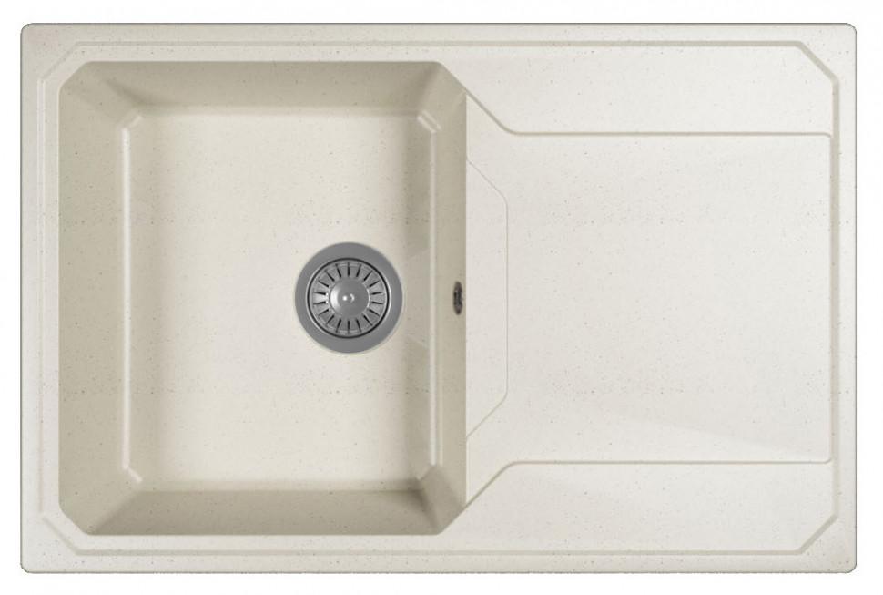 Кухонная мойка Bamboo Кардинал белый 29.030.C0760.401