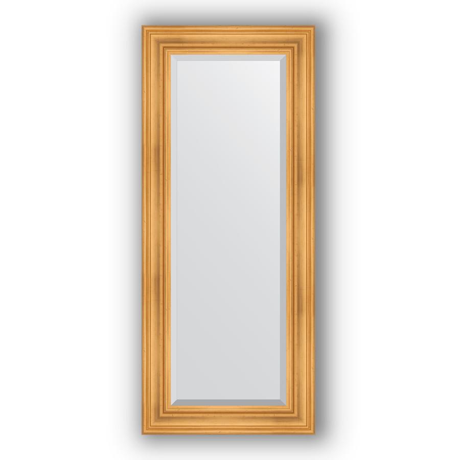 Зеркало 59х139 см травленое золото Evoform Exclusive BY 3522 зеркало evoform exclusive 176х116 травленое золото