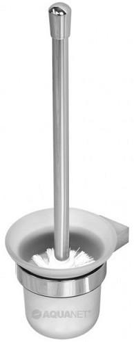 Туалетный ёршик подвесной Aquanet 00187067 ёршик aquanet 3888