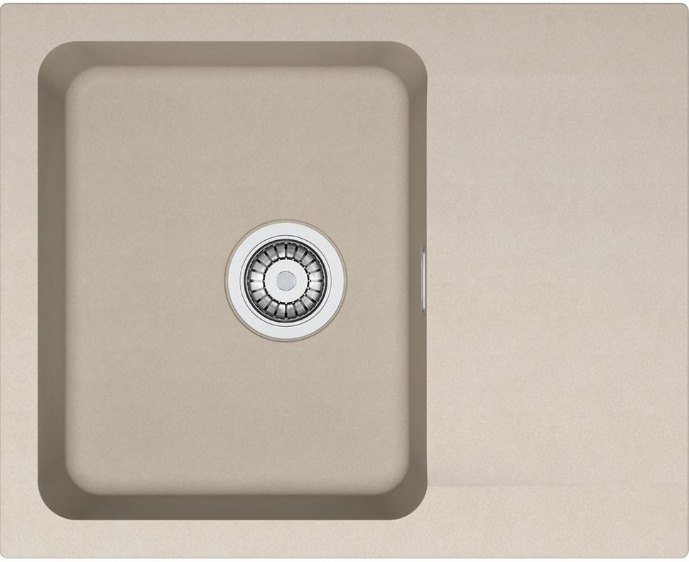 Кухонная мойка Tectonite Franke Orion OID 611-62 кофе 114.0443.357 фото