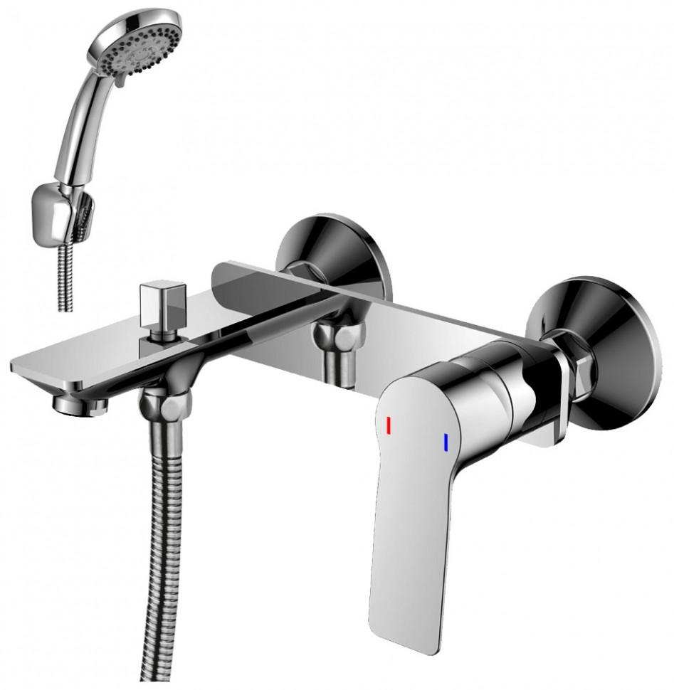 Смеситель для ванны Rossinka RS27 RS27-31
