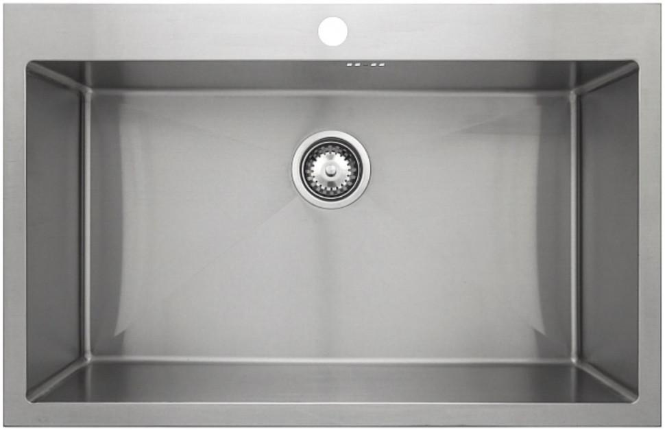 Кухонная мойка Seaman Eco Marino SMB-8051S.A кухонная мойка seaman eco marino smb 6351prs b
