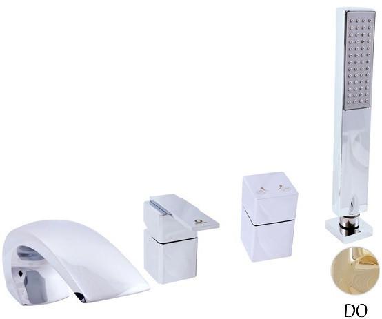 Смеситель на борт ванны Rav Slezak Loira LR572.5PZ смеситель для ванны rav slezak loira lr554 5 1