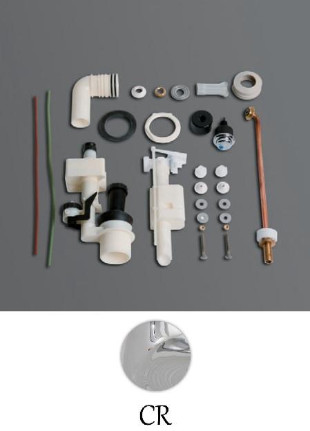 Комплект механизма слива Simas D22cr комплект механизма слива creavit cocuk it1025