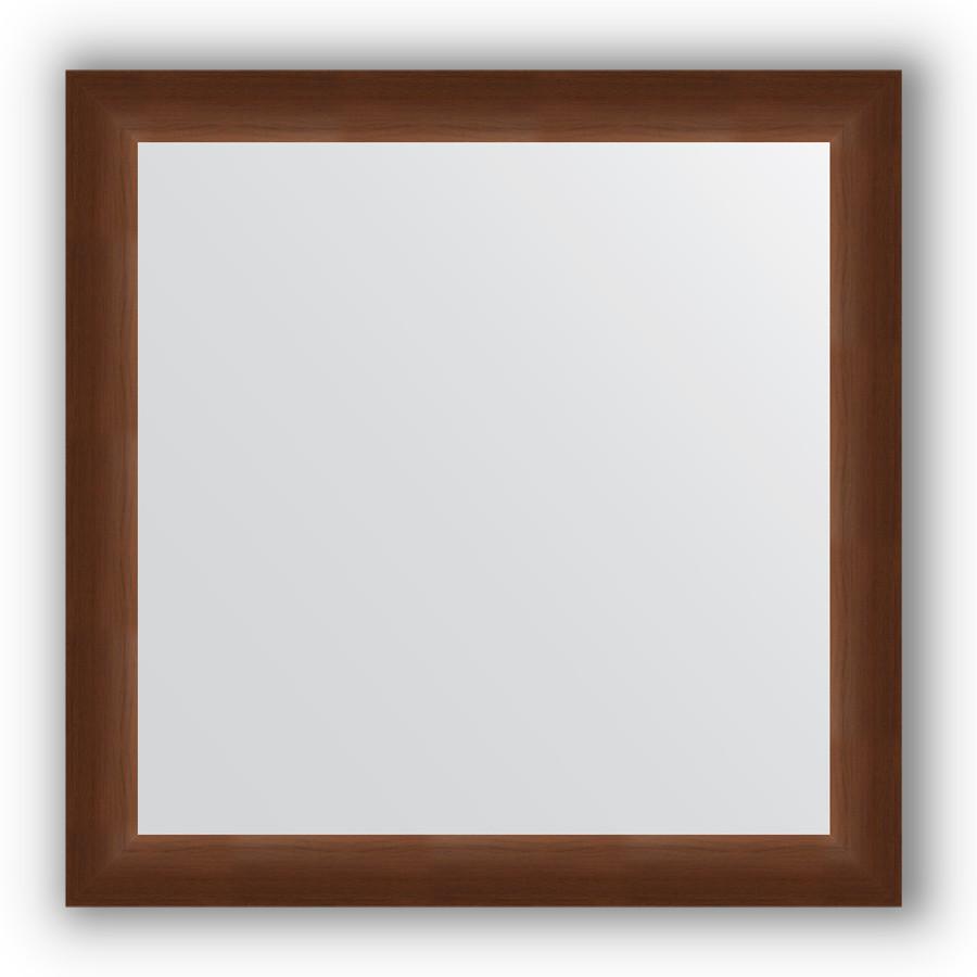 Зеркало 76х76 см орех Evoform Definite BY 1029 зеркало evoform definite 44х34 орех