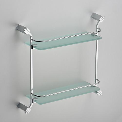 Полка стеклянная 44 см Schein Watteau 1212 полка стеклянная schein superior 7066045sc