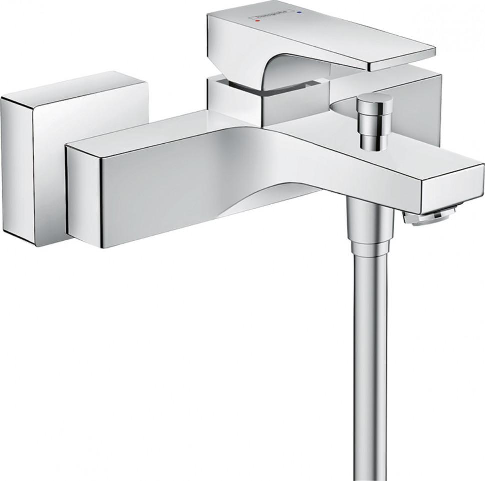 Смеситель для ванны Hansgrohe Metropol 32540000 смеситель для ванны hansgrohe metropol s 14461000