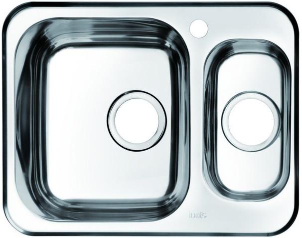 цены Кухонная мойка шелк IDDIS Strit STR60SXI77