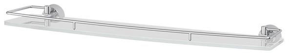 Полка 60 см FBS Vizovice VIZ 016 полка стеклянная fbs vizovice 60 см хром viz 016