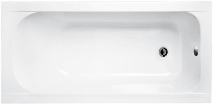 Акриловая ванна 150х70 см Besco Continea WAC-150-PK акриловая ванна besco rima 150x95 l