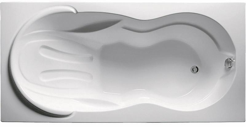 Акриловая ванна 180х90 см 1Marka Taormina 01та1890