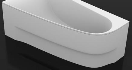 Панель фронтальная 160 см левая Vayer Boomerang 160.090.056.4-2.1.0.0 L фронтальная панель vagnerplast 160 см vppa16002fp2 01