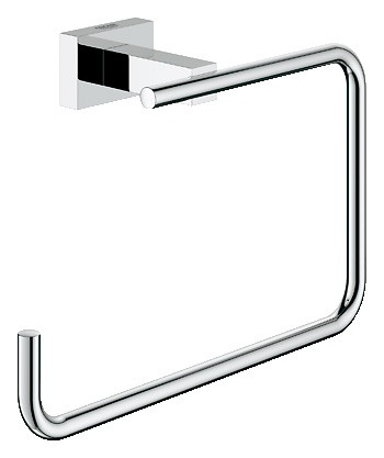 полотенца Grohe Essentials Cube 40510000 Кольцо для полотенца
