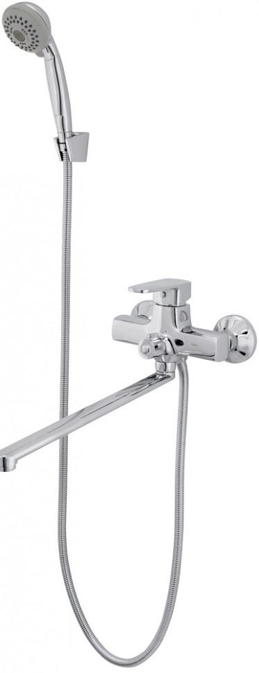 Смеситель для ванны Raiber Quattro R6003 смеситель для ванны raiber comfort r4503