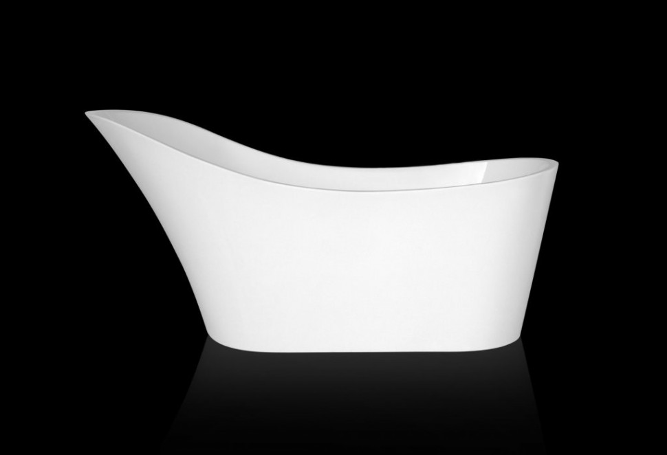 Акриловая ванна 170х74 см BelBagno BB64-1700 акриловая ванна belbagno bb26
