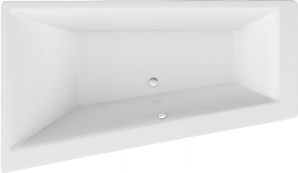 Акриловая ванна 170х100,5 см левая Excellent Sfera WAEX.SFL17WH фото