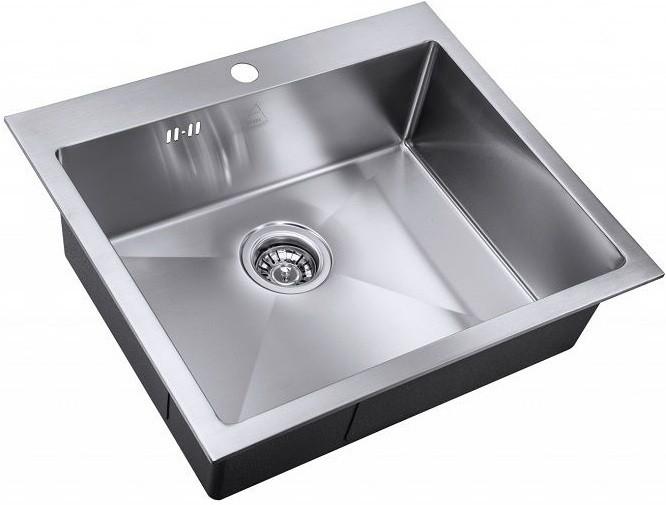 Кухонная мойка Zorg Steel Hammer R CLARION SH R 5951 цена