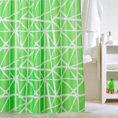 Штора для ванной комнаты IDDIS Nest 331P20RI11
