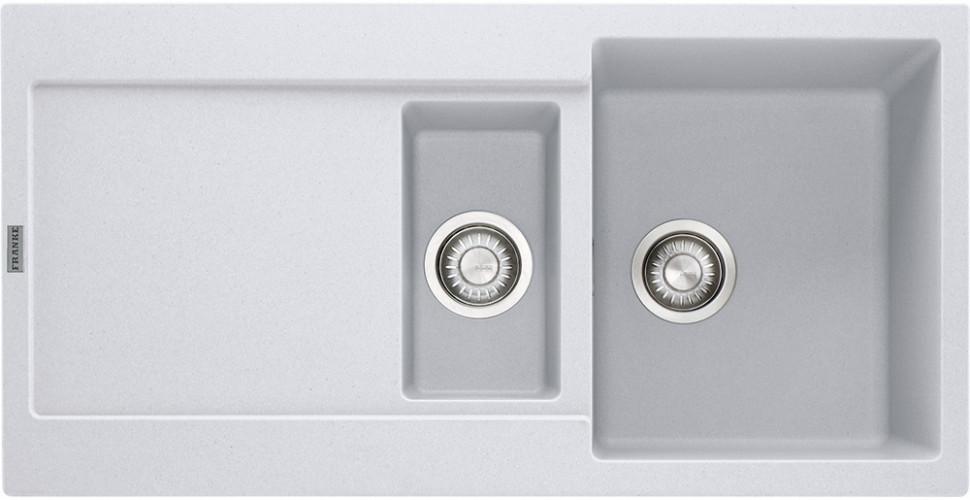 Кухонная мойка Franke Maris MRG 651 белый 114.0201.289 фото