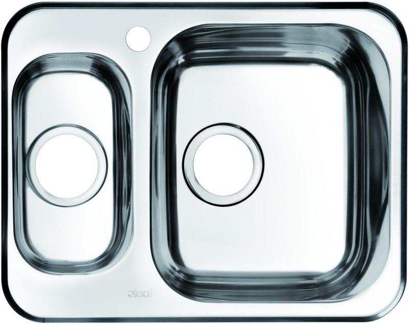 Кухонная мойка шелк IDDIS Strit STR60SZI77