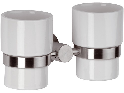 Стакан двойной Remer Minimal Inox MI16INOX стакан